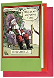 Little Craigslist Christmas Joke Greeting Card