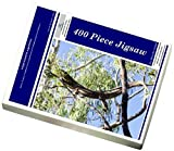 Photo Jigsaw Puzzle of Large lizard in a gumtree