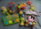 Baby toys 6-12 months bundle of 8