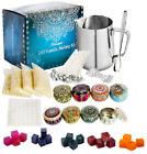 Candle Making Kit DIY Candles Craft Tool Set Pouring Pot Wicks Wax Kit Gift 2021