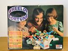 Vintage Wheel Of Fortune Board Game Palitoy/Parker Rare Edition