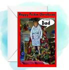 personalised Christmas card  Mrs Browns Boys name/relation