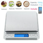 2000g Mini Precision Digital Scales for Gold Jewelry 0.1 Weight Electronic Scale