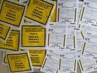 WARNING - Very Realistic Fake joke Parking Tickets Prank UK OFFICIAL LOOK & FEEL