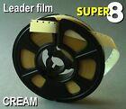 Super 8mm film Cine leader 50ft