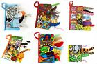 Baby Kids Animal Tails Cloth Book Soft Development Books **UK FAST POST**