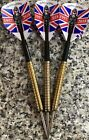 Rare Harrows Eric Bristow 26G Golden Tungsten Darts