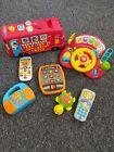 Bundle of Baby Toys, vtec , Fisher price etc
