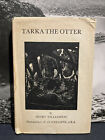 Tarka The Otter - Henry Williamson, 1957, Vintage Illustrated Edition, Very Good