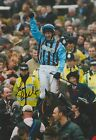 Jim Culloty Hand Signed 12x8 Photo Best Mate Cheltenham Gold Cup 1.
