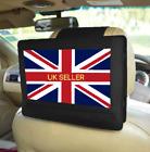 """Rear Car Headrest Mount 10""""  DVD Player Holder Case Swivel Flip Tilt Portable"""