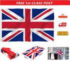 5ft x 3ft Union Jack Great Britain Flag United Kingdom GB Flag Double stitched