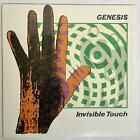 GENESIS – INVISIBLE TOUCH VINYL LP (SEALED)
