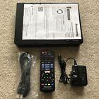 Panasonic BDT167EB Smart 3D Blu-ray & DVD Player - Black With Netflix, YouTube