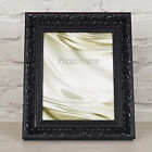 WIDE Ornate Shabby Chic Antique Swept Museum Style Picture Photo Frame