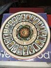 Wedgwood Wheel Of Fortune Tarot Plate