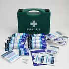 HSE First Aid Kit in a Box 1-10, 20 & 50 Person. - Also Complete Refill Option.
