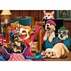 HUADADA & Runlycan 1000 Pieces Jigsaw Puzzles for Adults & Children various