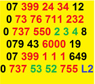 New EE GOLD VIP BUSINESS EASY MOBILE PHONE NUMBER SIM CARD O2 VODAFONE good NICE