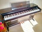 Yamaha Clavinova CLP-760 digital home piano and Yamaha stool.