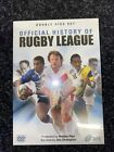 Official history of Rugby league [2 DVD] - DVD Brand New And Sealed