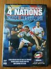 Four Nations - Pride Restored  Rugby league DVD