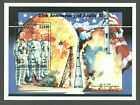 Apollo 11 Moon Landing Anniversary stamp sheet by Guyana 1994 MNH - 14 x 10 cm