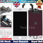 For iPhone 6 LCD Screen Touch Screen Digitizer Display Replacement White UK