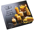 House Of Crafts Natural Beeswax Candle Making Kit Craft Gift HC610