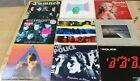 15 x Vinyl Records LPs ROCK / POP POLICE, DAMNED, GENESIS, BLONDIE- 250