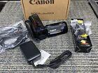Black Canon VIXIA HF R600, Full HD Camcorder 1080P 35 Mega Pixels 3 Batteries