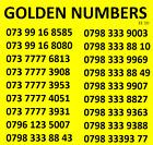 GOLDEN 7777 EE MOBILE PHONE NUMBER DIAMOND PLATINUM SIM CARD EASY UNIQUE VIP UK