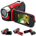 Full HD 1080P 4X Digital Video Camera Camcorder Zoom YouTube Vlogging Recorder