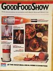 BBC GOOD FOOD SHOW BOOKLET - 1991 - AT THE DAILY MAIL IDEAL HOME EXHIBITION