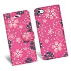FOR APPLE IPHONE 5 SE 6S 7 8 WALLET FLIP LEATHER BOOK PHONE CARD SLOT CASE COVER