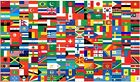 Countries of the World Flag - Flags - All Nations - (195 Countries 5'x3′)