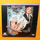 VINTAGE 1989 80s MCA HOME VIDEO PHANTASM II LASER DISC (LASERDISC) LD NTSC