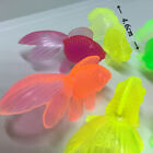 10pcs Gold Fish Baby Bath Toys Kids Soft Rubber Toys Swimming Beach Game New