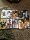 Sony PSP  Games and films  Bundle x10
