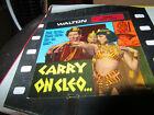 CARRY ON CLEO SUPER 8 COLOUR SOUND 400FT 8MM FILM CINE