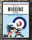 Bradley Wiggins tour de france cycling unframed a4 print