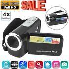 Full HD 1080P 16M 4X Digital Video Camera Camcorder YouTube Vlogging Recorder UK