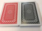 Poker 100% Plastic Playing Cards Magic Family Tricks Games Casino GIFT UK SELLER