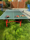 Butterfly Table Tennis Table with bats - Pre-owned