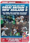 Rugby League Gillette Fusion Test Series 2007, GB v NZ [2x DVD] NEW & SEALED