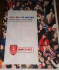 Hull KR Kingston Rovers vs St Helens 07/03/2010 DVD Rugby League