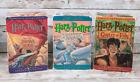 Harry Potter Audio Books Cassette Tapes Jim Dale 3x Boxset JK Rowling Unabridged
