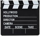 Hollywood Clapperboard Directors Clapper Board Film Movie Party Hand Prop 3Pcs