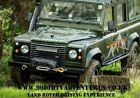 Half day Land Rover Driving Experience with 90 Dirty Adventures (Liverpool) 2020