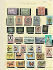 PAPUA NEW GUINEA STAMP SELECTION SELECTION - MINT AND USED